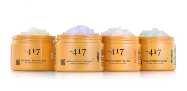 AROMATIC BODY PEELING COLLECTION