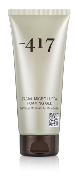 FACIAL MICRO LUFFA FOAMING GEL 819
