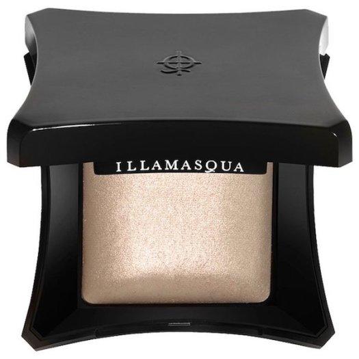 best highlighters, get glowing skin, powder highlighters, Illamasqua Beyond Powder OMG