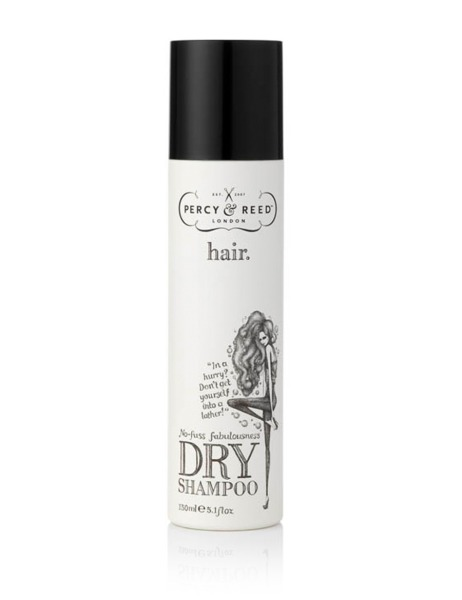 dry shampoo, Percy and Reed dry shampoo