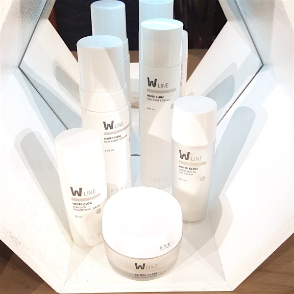 skincare, Bskin, Bskin White Glow, whitening skincare, brightening skincare, Singapore skincare