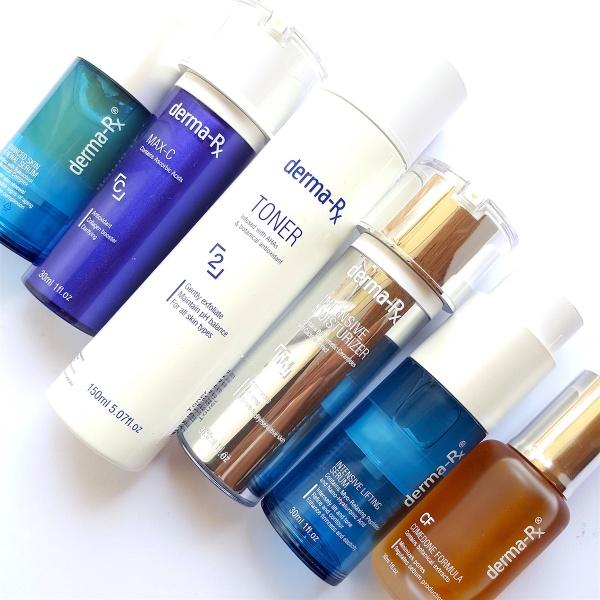 DRx Clinic, DermaRx Skincare, cosmeceuticals, The Beauty Desk, Singapore dermatologists