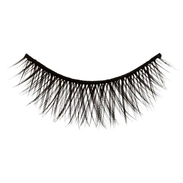 false lashes, make your eyes look bigger,