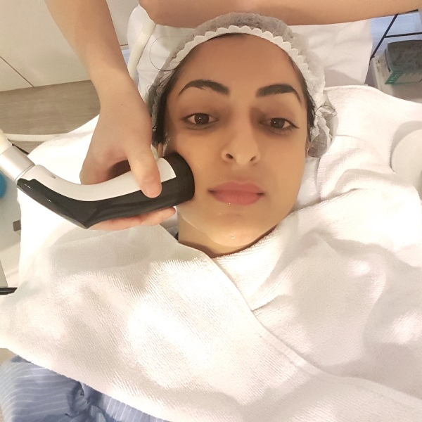 DRx Clinic, antiageing treatments, younger skin, Cryotherapy, microneedling, cold iontophoresis