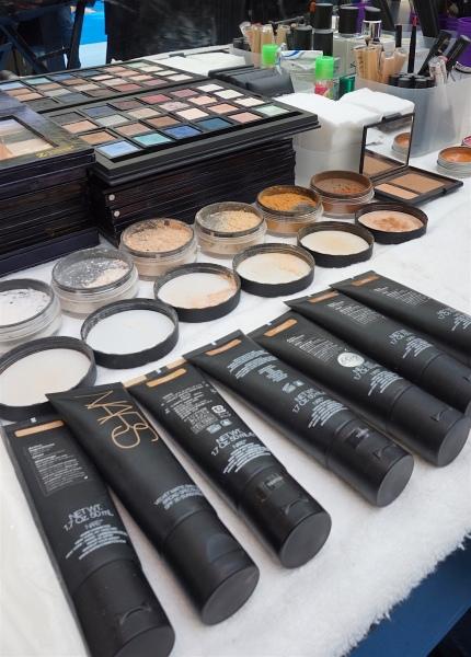 Singapore Fashion Week, NARS beauty tips, makeup tips, Ong Shunmugam, beauty backstage, backstage beauty