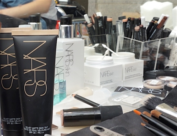 Singapore Fashion Week, beauty tips, makeup tips, NARSskin, NARS skincare, beauty backstage,