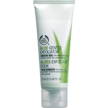 exfoliators for normal skin