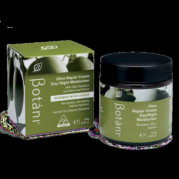Botani, squalane, natural skincare, sensitive skincare, moisturiser for dry skin, moisturiser for mature skin,