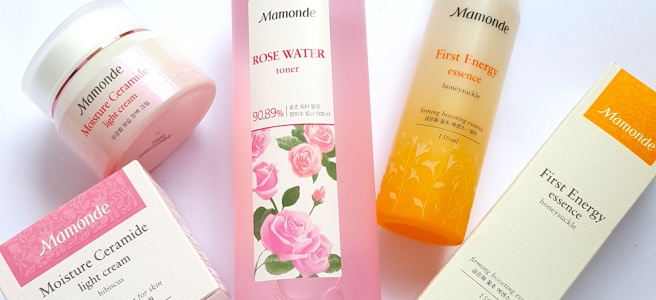 Mamonde, Mamonde Singapore, K-beauty, Korean Beauty, Amore Pacific, beauty, skincare, toner for dry skin, toner for sensitive skin, moisturiser,