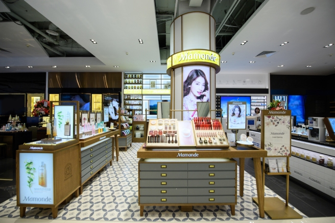 Mamonde, Korean beauty, Kbeauty, Tangs VivoCity, makeup, skincare