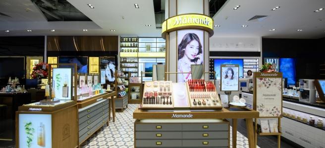 Mamonde, Korean beauty, Kbeauty, Tangs VivoCity, makeup, skincare