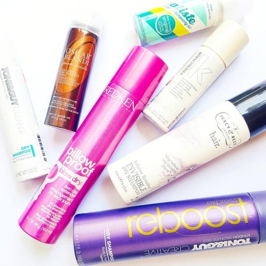 how to use dry shampoo, dry shampoo, the best way to use dry shampoo