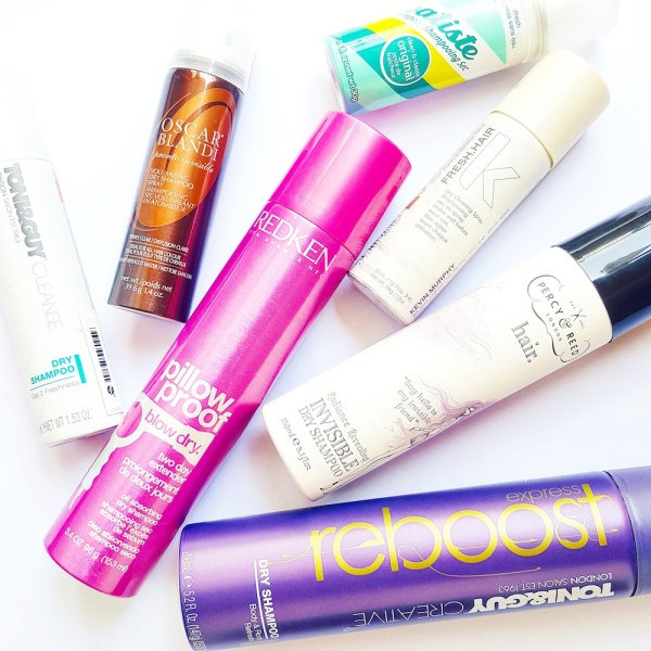 how to use dry shampoo, dry shampoo, the best way to use dry shampoo