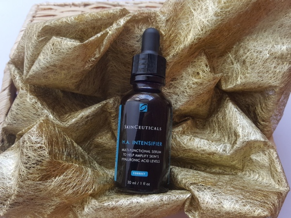 serum, anti-ageing serum, anti-wrinkle serum, Skinceuticals, HA Intensifier serum, Hyaluronic acid,