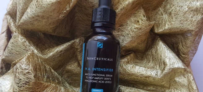 serum, anti-ageing serum, anti-wrinkle serum, Skinceuticals, HA Intensifier serum, Hyaluronic acid,