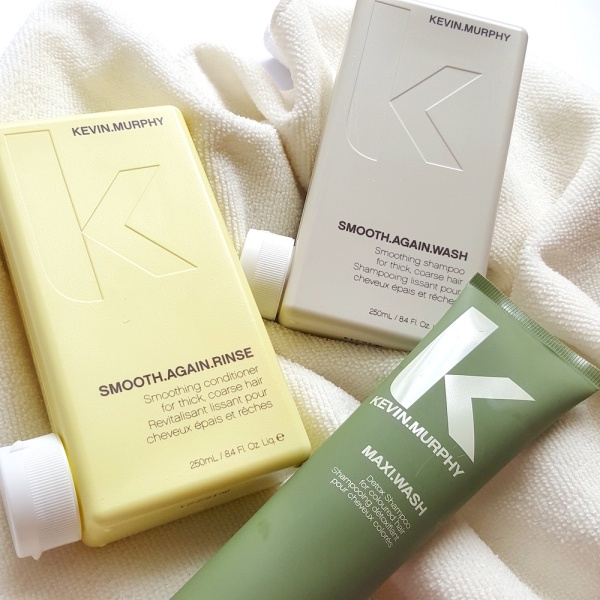 Kevin Murphy Smooth.Again Shampoo and Conditioner, shampoo and conditioner for frizzy hair, how to smooth frizzy hair, shampoo and conditioner for thick, unruly hair, how to fight frizz, Kevin Murphy Smooth.Again Shampoo and conditioner review