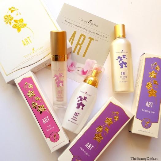 Young Living, essential oils, ART Skincare,